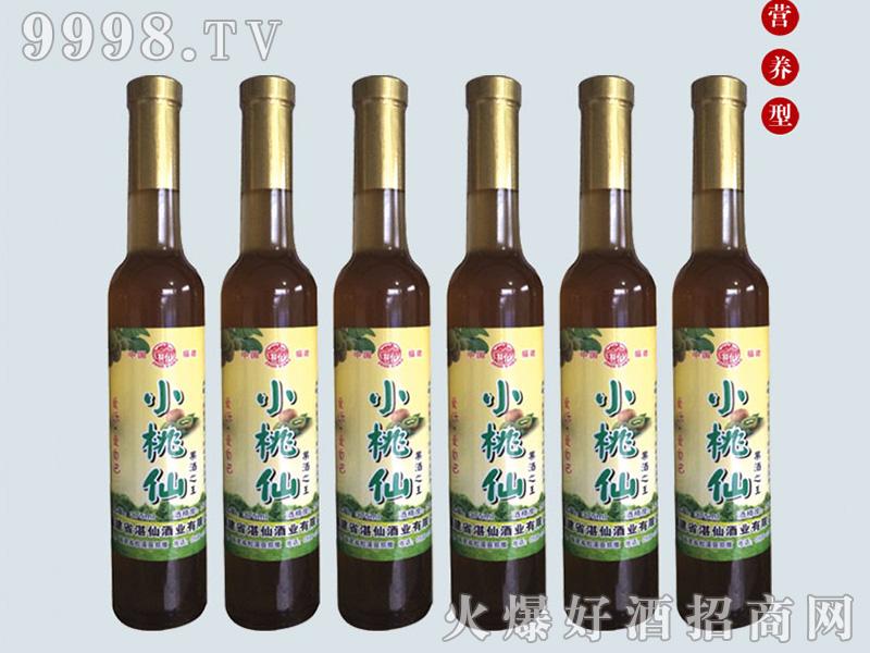 湛仙小桃仙果酒【10°375ml】