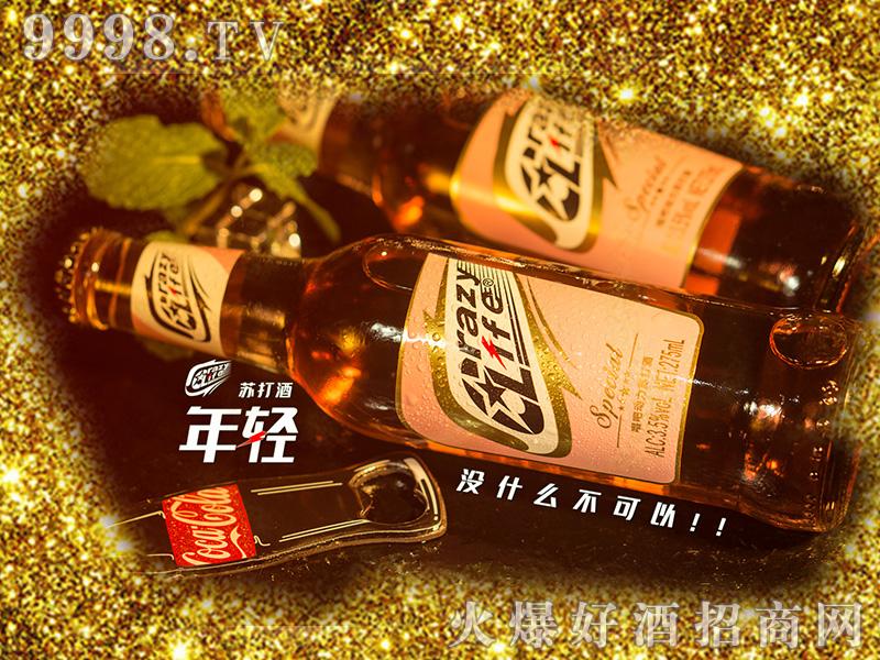 唱吧动力诱惑型苏打酒【3.5度275ml】