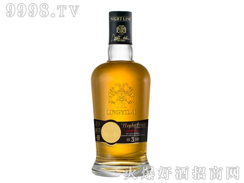 夜线威士忌橡木桶酿藏【40°700ml】