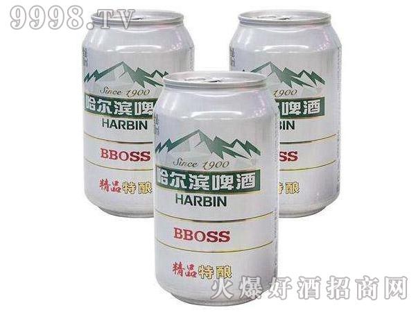 哈尔滨啤酒精品特酿