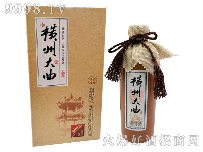 横州大曲酒酱香型白酒【53度500ml】