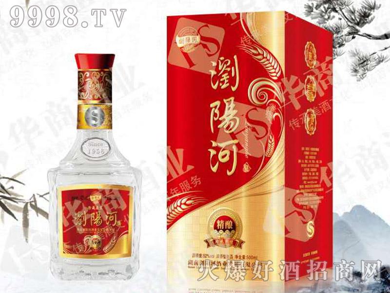 浏阳河精酿【42度52度500ml】-白酒类信息