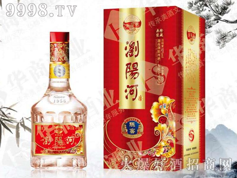 浏阳河陈窖【42度52度475ml】-白酒类信息