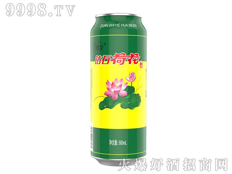 钻石荷花啤酒【10°500ml】