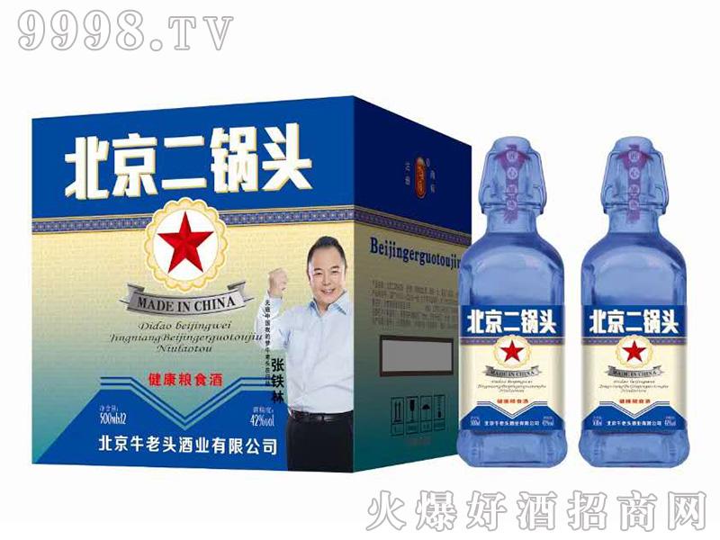 牛老头・北京二锅头酒清香型白酒【42°500ml】