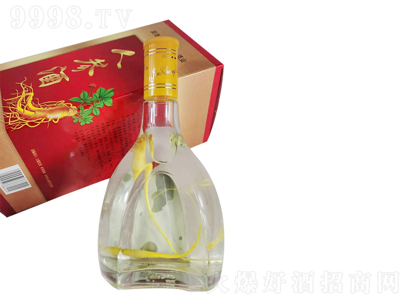 人参酒【42°500ml】-保健酒类信息