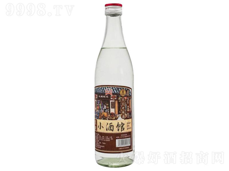 东北小酒馆回归老味道浓香型白酒【42°500ml×12】-白酒类信息