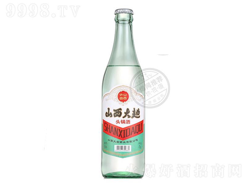 山西大曲头锅酒清香型白酒【53%vol 475ml】