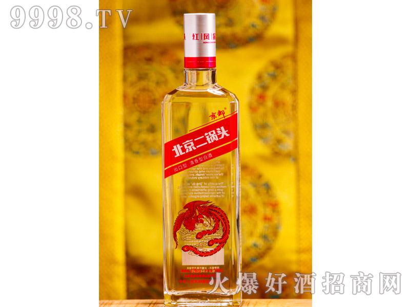 京都出口型北京二锅头实物展示・红凤-白酒类信息