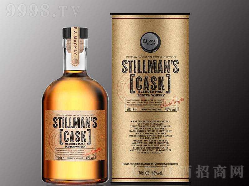 斯蒂尔曼5年单麦威士忌【40度700ml】