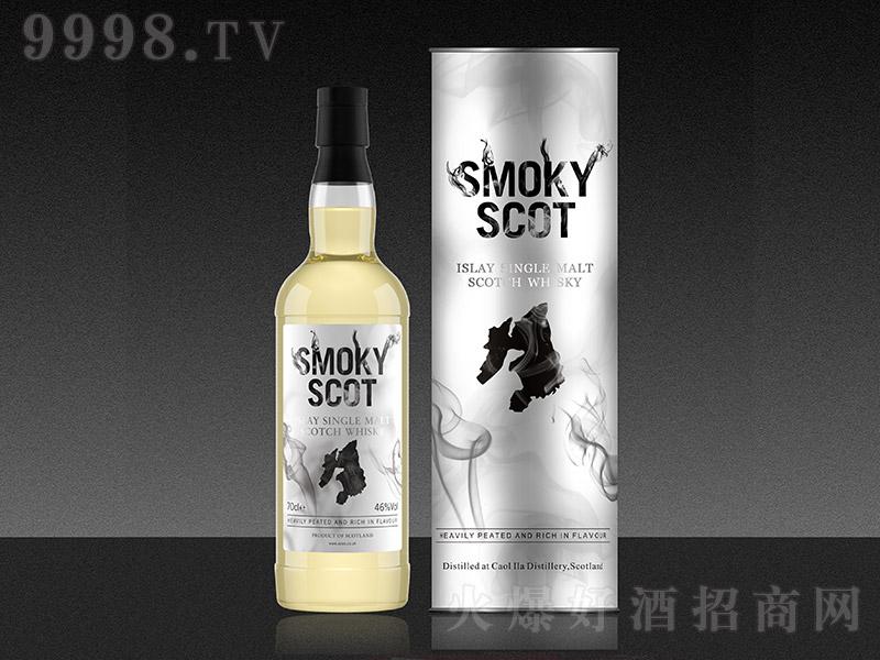 烟熏5年单一麦芽威士忌【46度700ml】