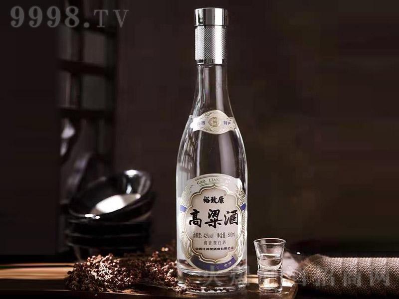 裕致康高粱酒鸿运当头清香型白酒【42°500ml】