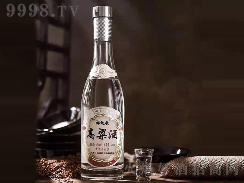裕致康高粱酒鸿运当头浓香型白酒【42°500ml】