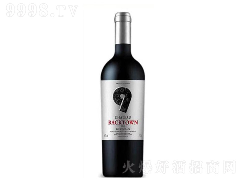 小柏桐伯爵干红葡萄酒【14度750ml】