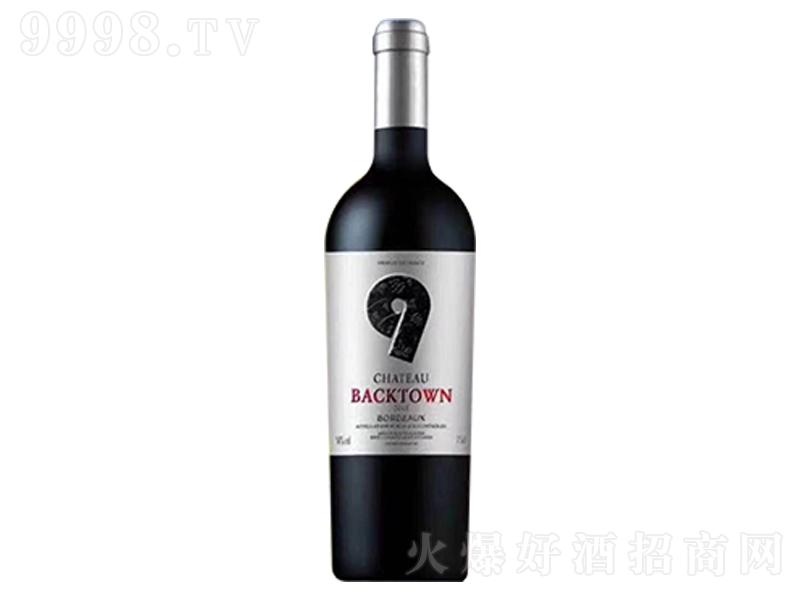 小柏桐古堡干红葡萄酒【14度750ml】