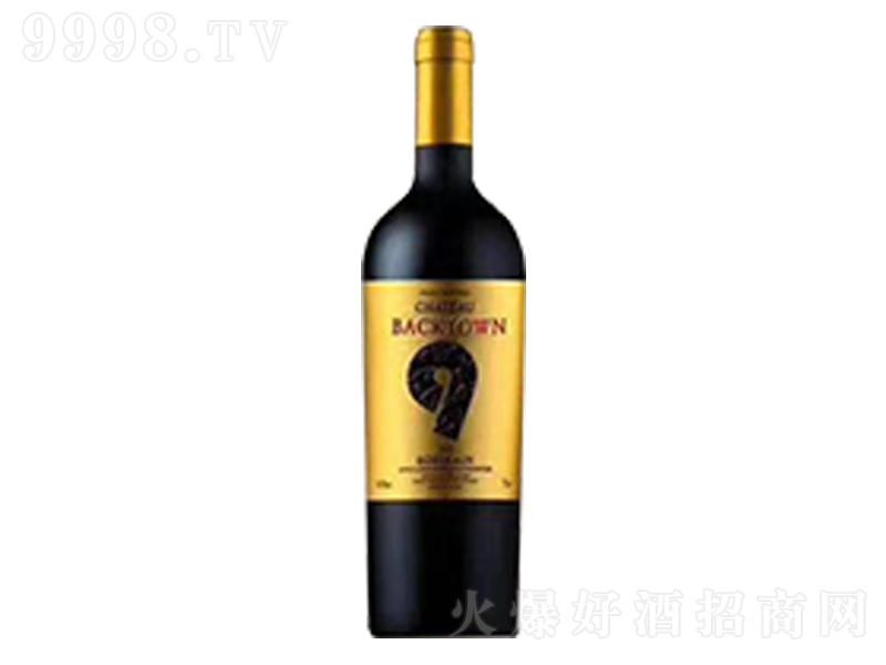 小柏桐古堡干红葡萄酒【15.5度750ml】
