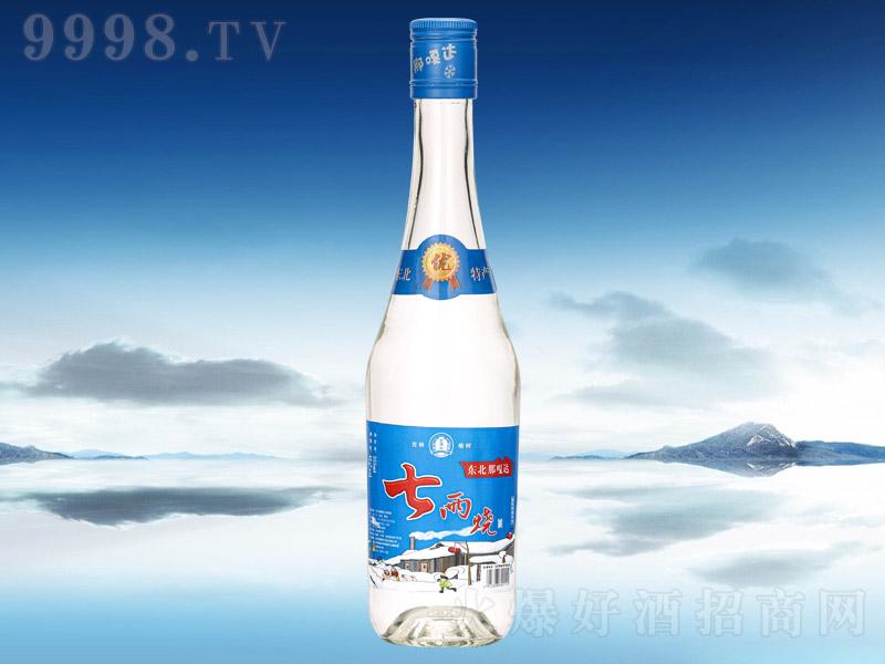 东北那嘎达七两烧酒浓香型白酒【42°355ml】