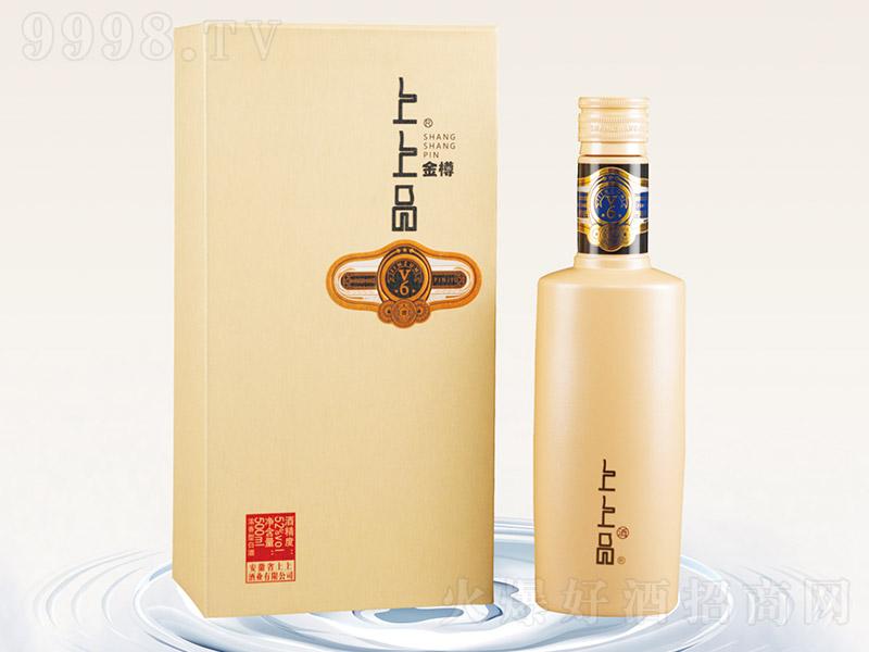 上上品金樽V6酒 浓香型白酒【52° 500ml】