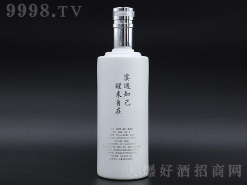 醒来宴遇酒(白) 酱香型白酒【53° 500ml】