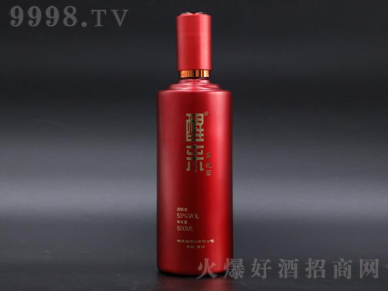 醒来宴遇酒(红) 酱香型白酒【53° 500ml】