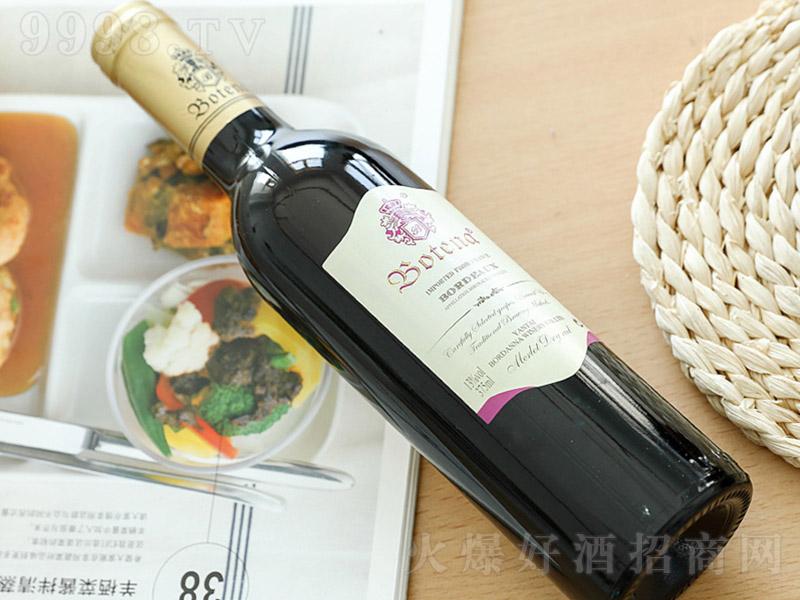 波特娜葡萄酒D-001【13° 750ml】