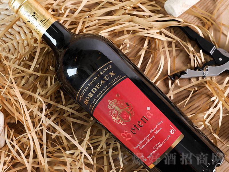 波特娜葡萄酒C-007【13° 750ml】