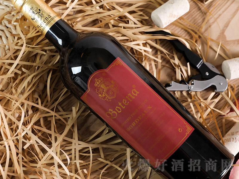 波特娜葡萄酒B-005【12.5° 750ml】