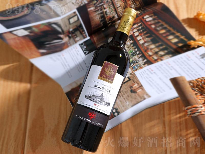 波特娜葡萄酒B-002【12.5° 750ml】