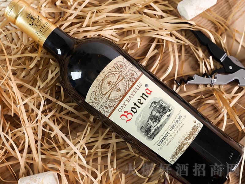 波特娜葡萄酒A-010【13.5° 750ml】