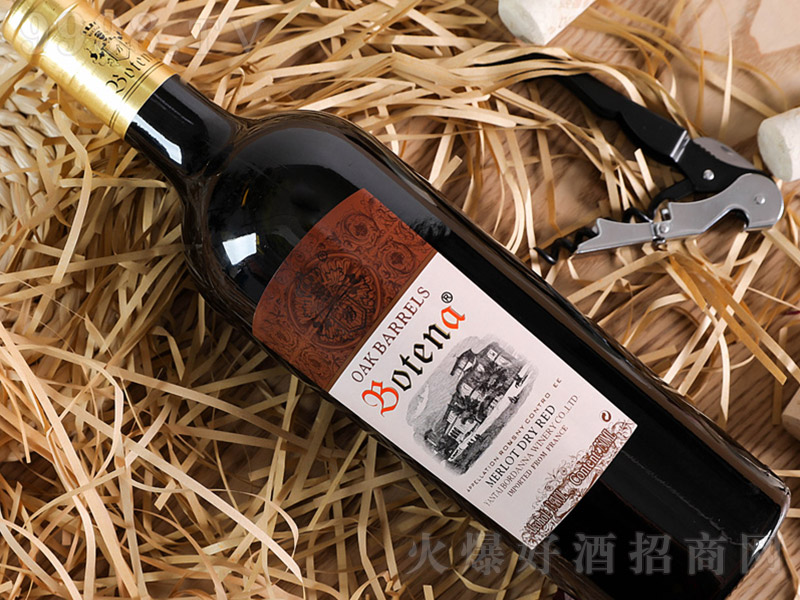 波特娜葡萄酒A-009【13° 750ml】