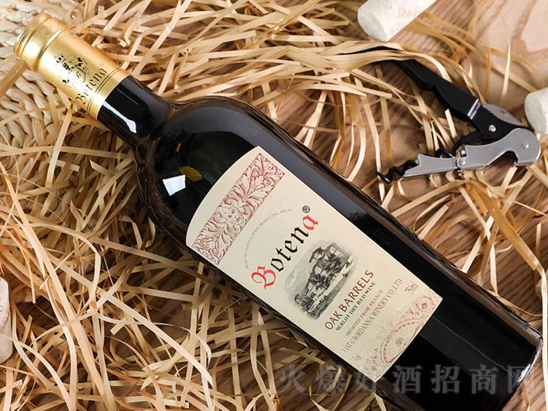 波特娜葡萄酒A-008【13° 750ml】