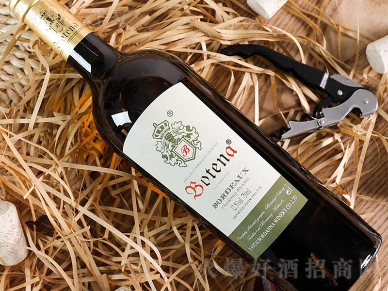 波特娜葡萄酒A-001【12.5° 750ml】
