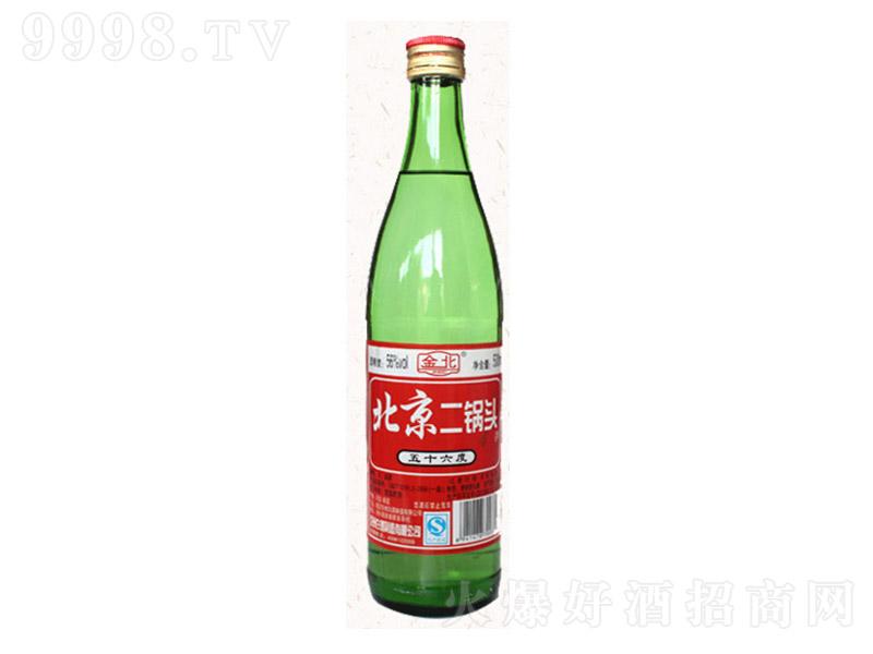 金北北京二锅头酒 清香型【56° 500ml】