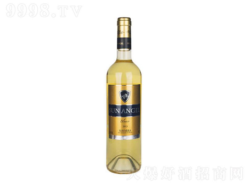 阳光天使干白葡萄酒【13度 750ml】