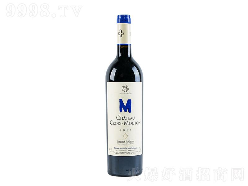 十字木桐干红葡萄酒【14.5度 750ml】