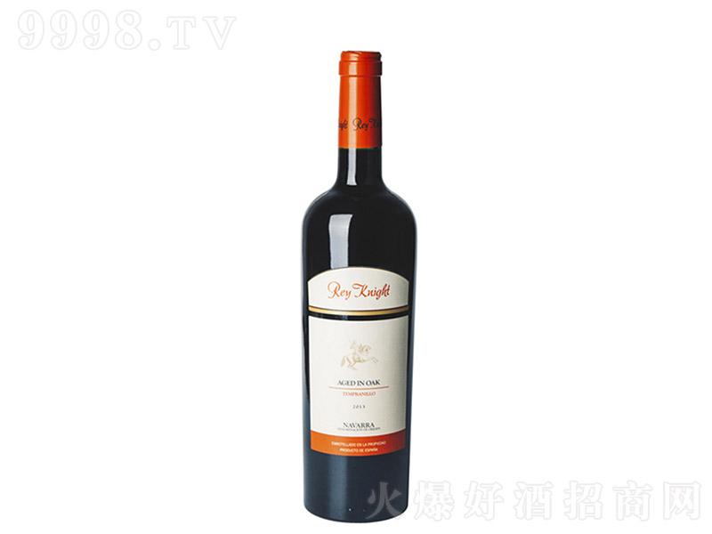 骑士干红葡萄酒【14.5度 750ml】