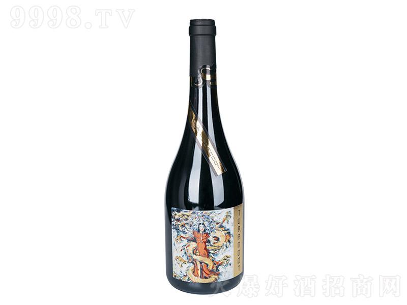 图兰朵干红葡萄酒【14.5度 750ml】
