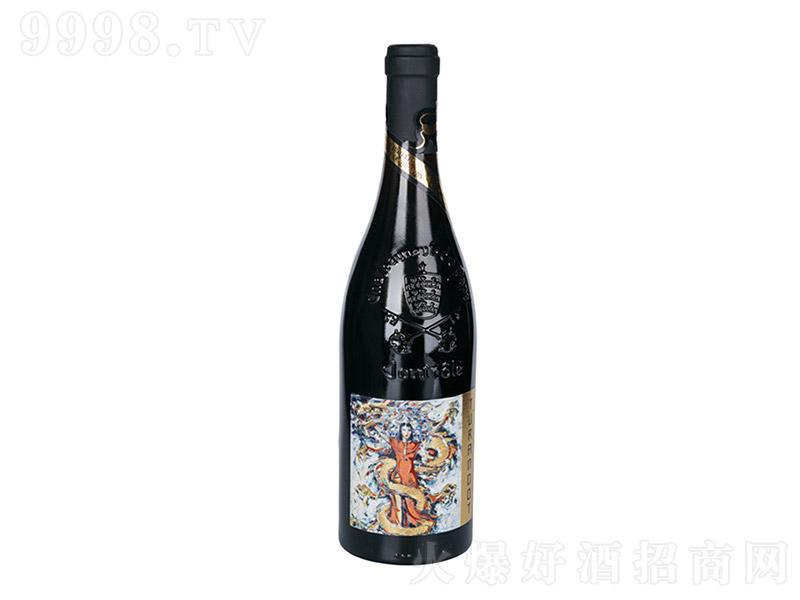 教皇新堡干红葡萄酒【14.5度 750ml】
