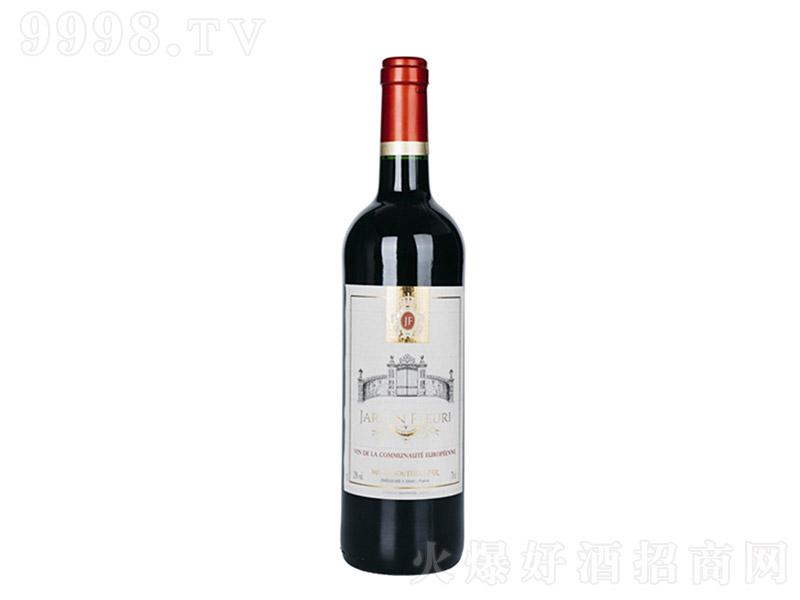 花之园干红葡萄酒【13.5度 750ml】