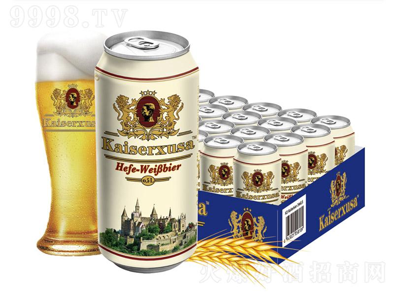 凯撒啤酒半托【12度 0.5L】