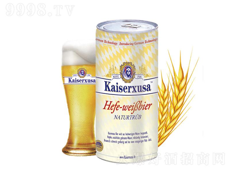 凯撒啤酒白罐【12度 1L】