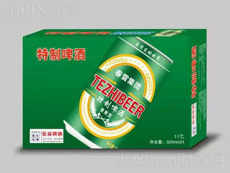 春雷啤酒【11度 320ml×24】