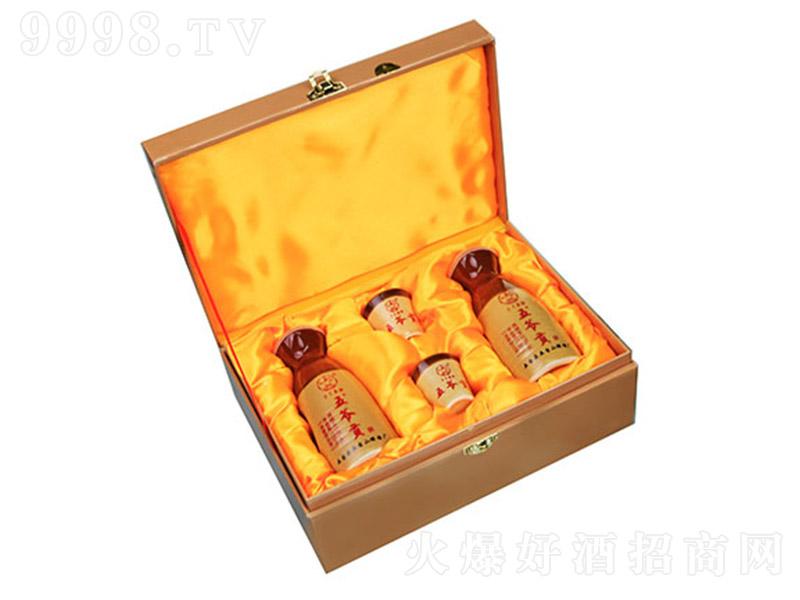 五爷贡小酒壶(开盒) 清香型白酒【45° 125ml】