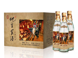 四川老作坊酒厂