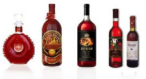烟台红葡萄酒
