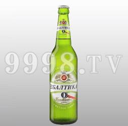 波罗的海0号无醇啤酒
