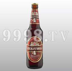 波罗的海4号原始红啤酒