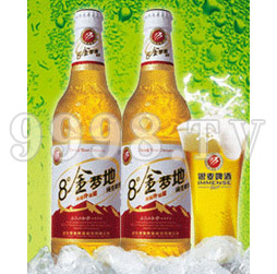 银麦黄金澳麦啤酒