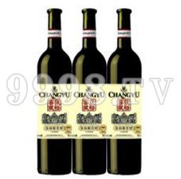 张裕新优选级解百纳干红葡萄酒
