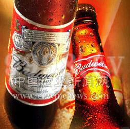 百威英博啤酒
